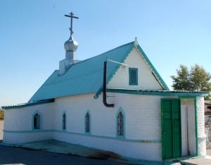 Кладбищенская часовня праведного Иова